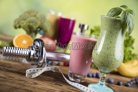 dieta sana batidos de proteinas deporte