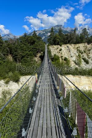 rural montanyas puente europa suiza puentes