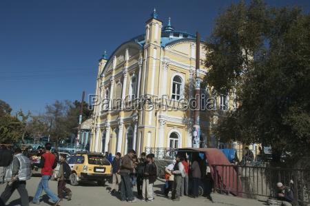 religion asia islam mezquita musulman afgano