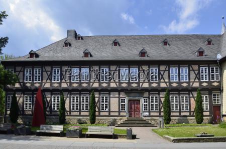 casco antiguo braguero resina fachada monasterio