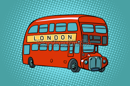 autobus london double decker