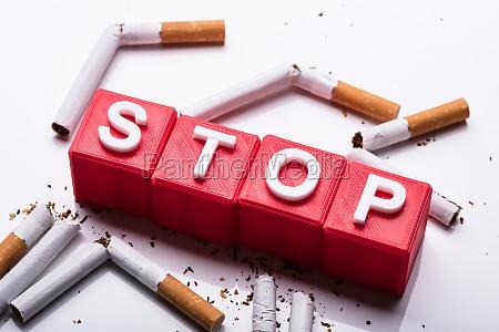 no tabaco parada tiene evitar humo