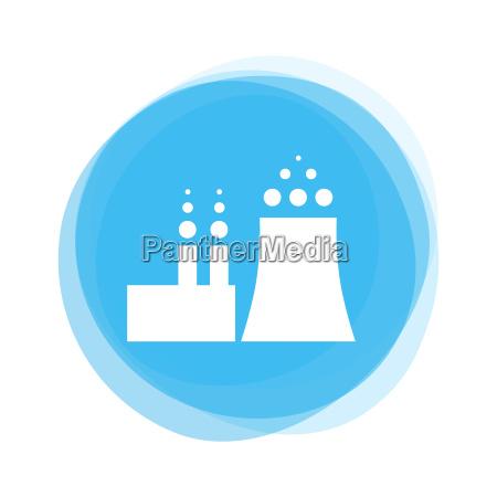 light blue button factory