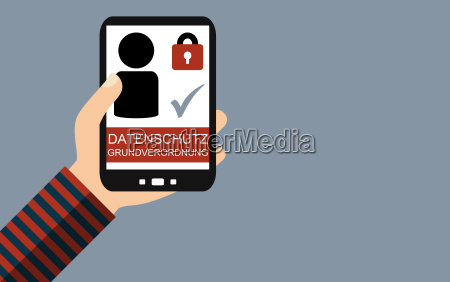 smartphone data protection law flat