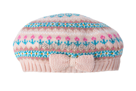 liberado sombrero aislado tapa capo ropa