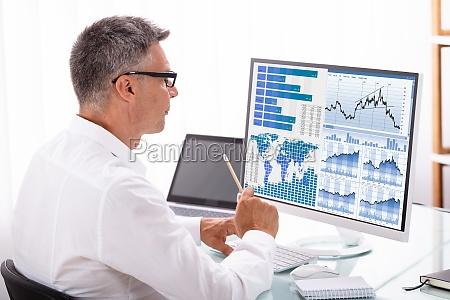 tablero de instrumentos de investigacion pantalla