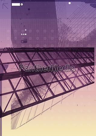 disenyo de arquitectura abstracta