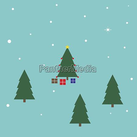 regalos de navidad bajo el arbol
