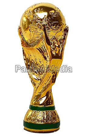 copa del mundo de oro trofeo
