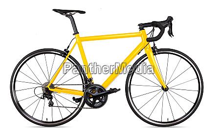 amarillo negro carreras deporte bicicleta de