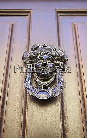 victorian old door