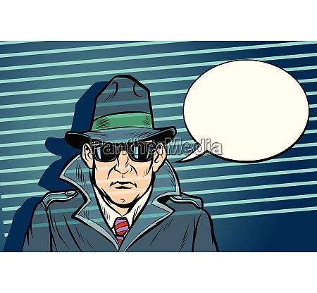 agente secreto espia