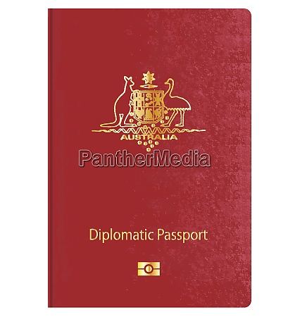 pasaporte diplomatico australiano