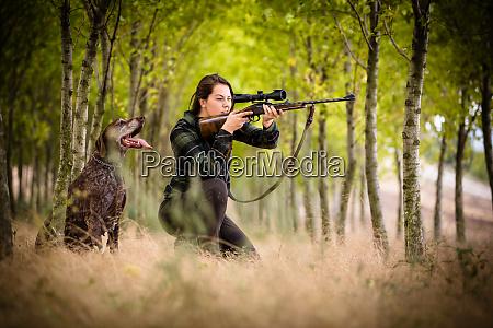 temporada de caza de otonyo caza