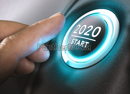 anyo 2020 start dos mil y