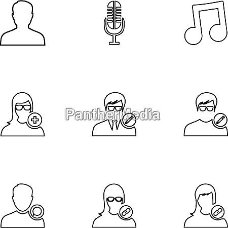 avtar usuario perfil avatar emoji emoticono