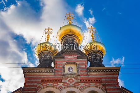 alexander nevsky church in copenhagen denmark