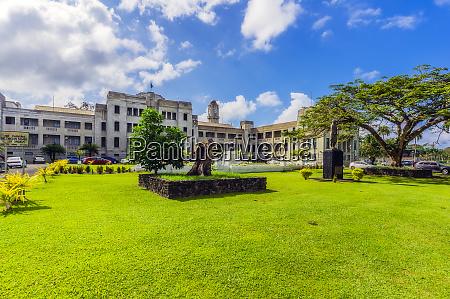 islas fiji viti levu suva edificio