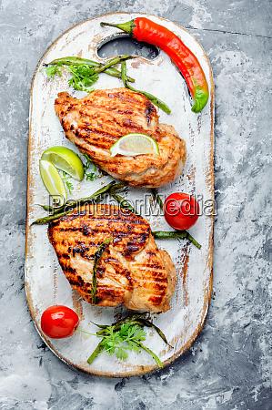 pechugas de pollo saludables a la