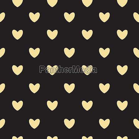 happy valentines day seamless pattern background