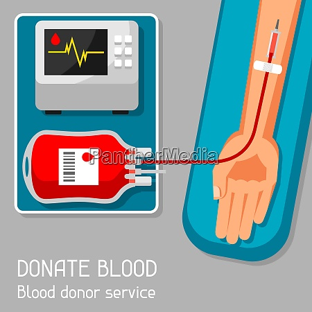 donate blood donor service medical and
