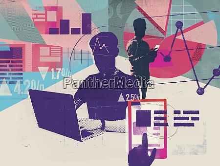 programador informatico analizando el analisis del