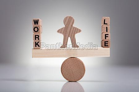 bloque de trabajo y vida en