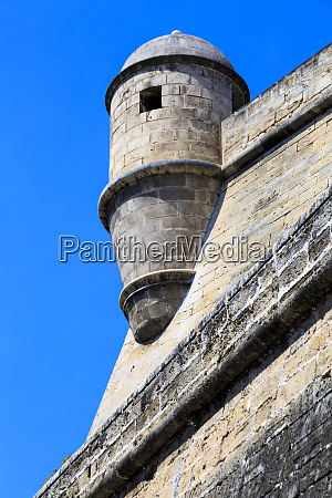 spain balearic islands mallorca palma fortress