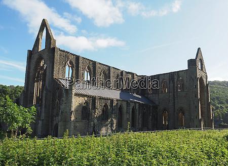 abadia de tintern abaty tyndyrn en