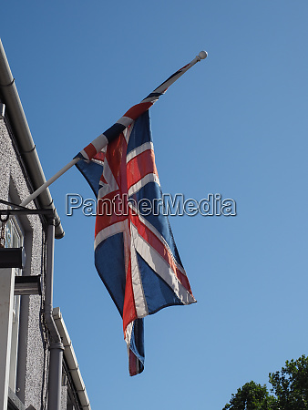 flag of the united kingdom uk