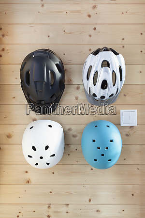 cycling helmets for adults and children