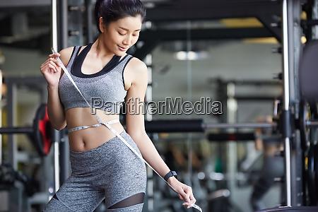 dieta para gimnasio de fitness femenino