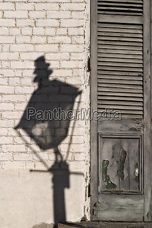 estados, unidos, luisiana, nueva, orleans, barrio, francés., sombra, de - 27697532