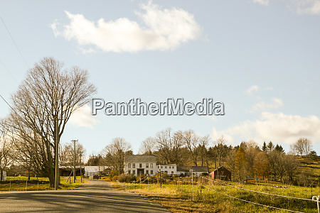 a farm in shelburne massachusetts usa