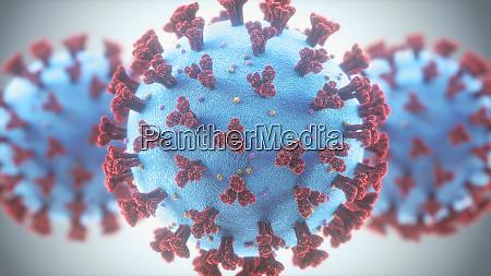 mutacion de virus de infecciones respiratorias