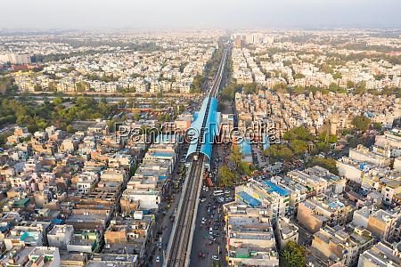 aerial, view, of, new, delhi, public - 28326604