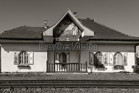 historia en el ferrocarril