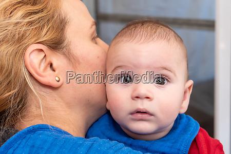 cute, 6, months, little, baby, boy - 28448834