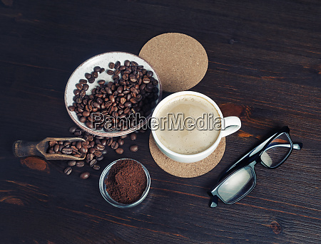 cafe fresco y delicioso