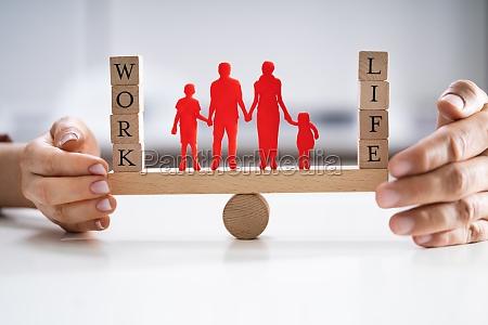 proteger el equilibrio entre el trabajo
