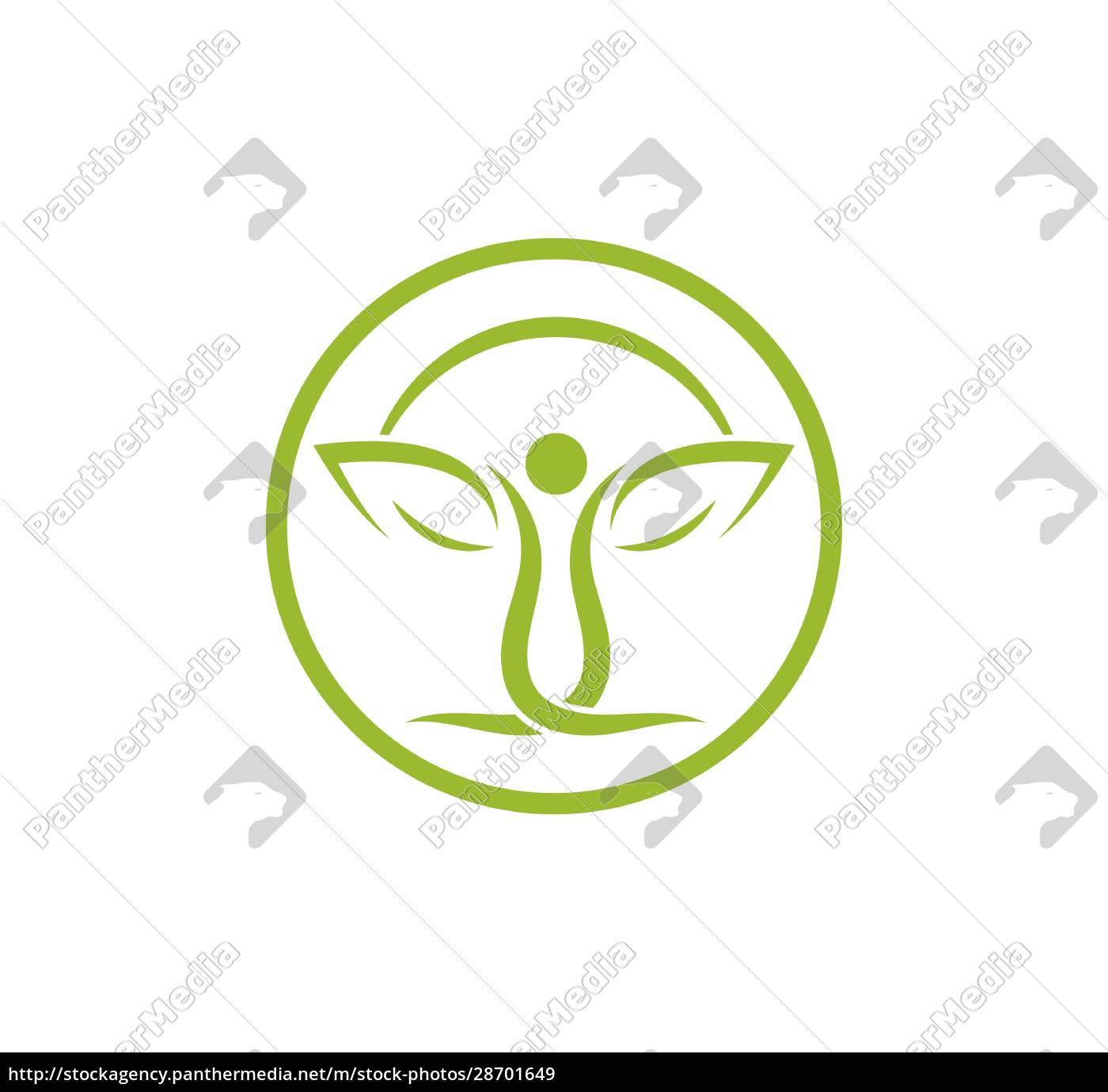 healthy, life, personas, vector, de, plantilla - 28701649