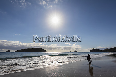 nueva zelanda isla norte waikato sol