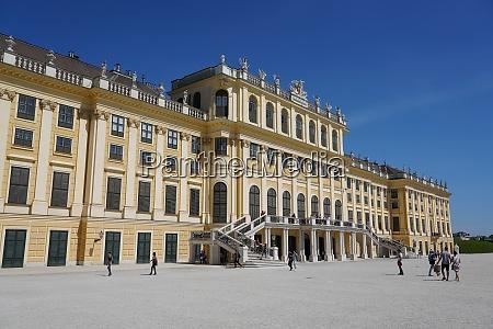 palacio de schonbrunn patrimonio de la