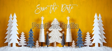 banner arboles de navidad nieve fondo