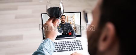 fiesta virtual en linea para beber