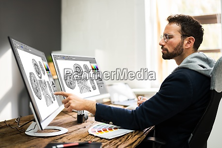 fotos de edicion de disenyadores