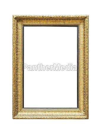 rectangulo decorativo marco de la imagen