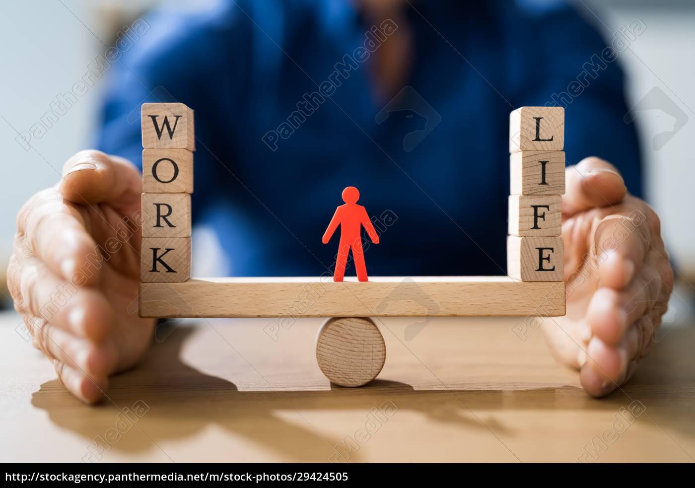 elección, de, equilibrio, de, vida, laboral - 29424505