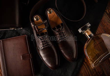 bodegón, de, la, moda, masculina - 29659865