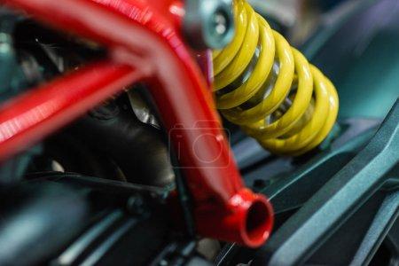 rojo, amarillo, Blanco, objeto, vibrante, curva de - B169578802